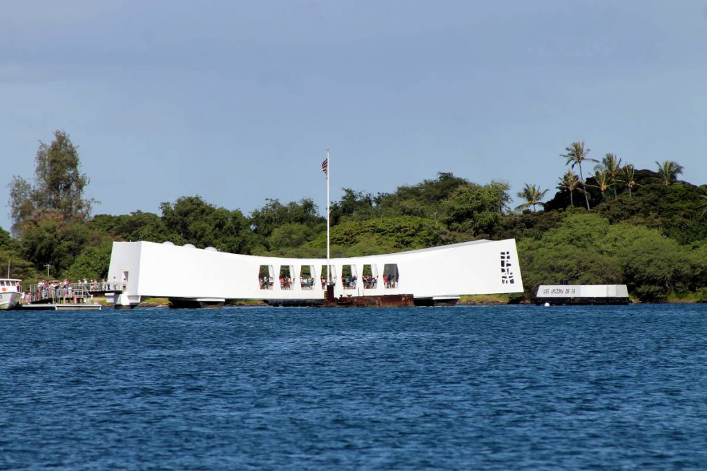 Pearl Harbor and USS Arizona | Footsteps of a Dreamer