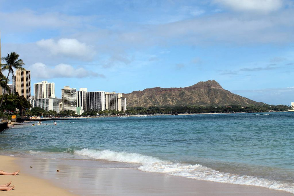 Waikiki Beach | Footsteps of a Dreamer