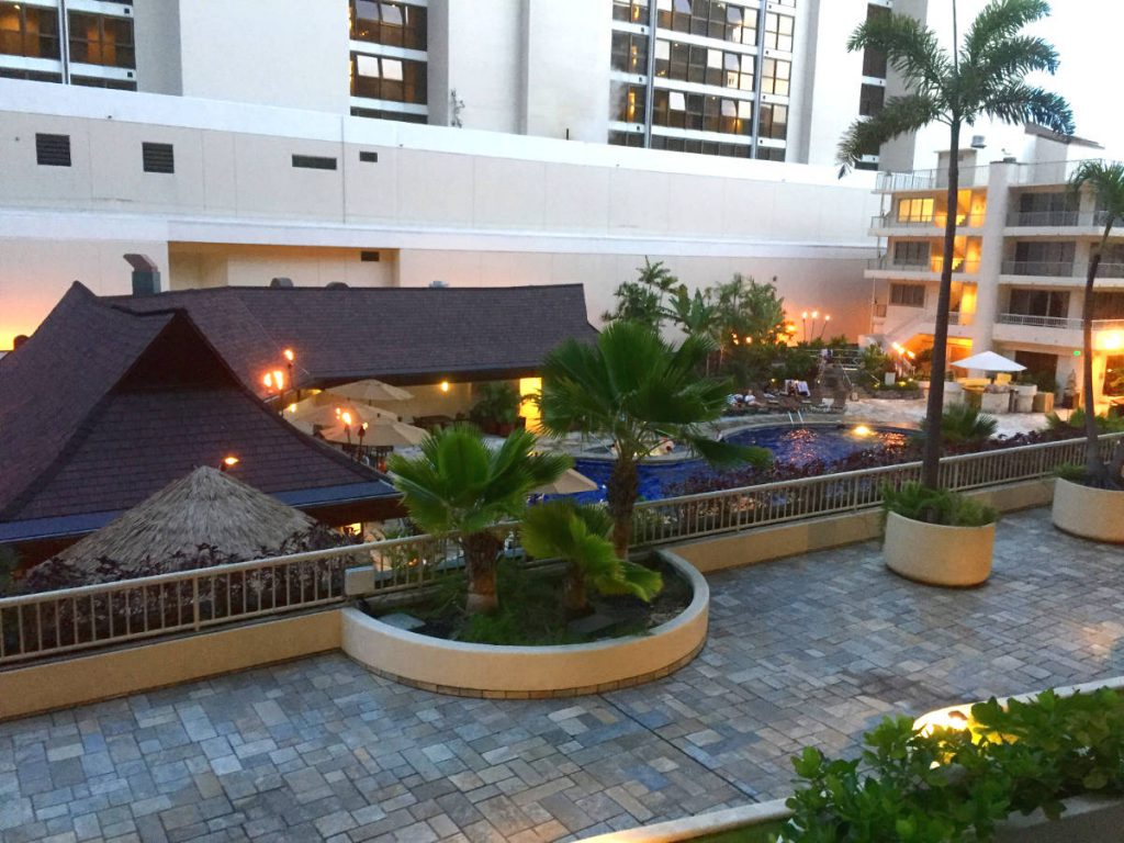 Outrigger Reek Waikiki Beach Resort Check-In   Footsteps of a Dreamer