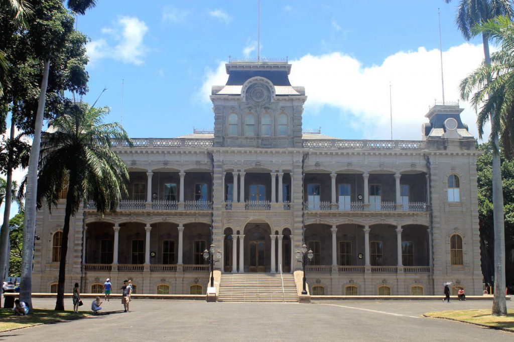 Iolani Palace | Footsteps of a Dreamer