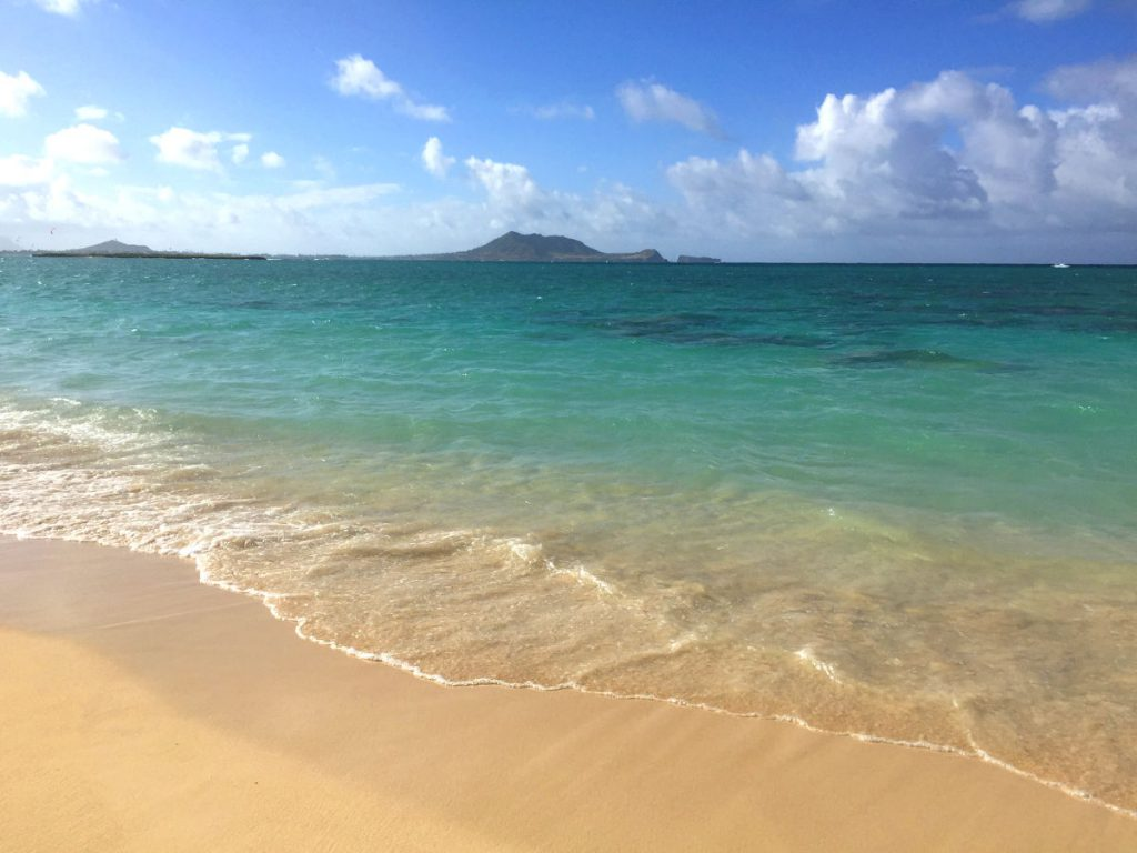 Lanikai Beach | Footsteps of a Dreamer