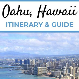 Oahu 5 Day Itinerary and Travel Guide | Footsteps of a Dreamer