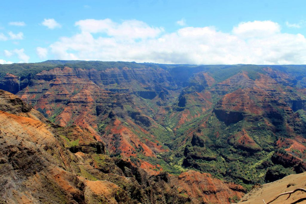 Waimea Canyon | Footsteps of a Dreamer