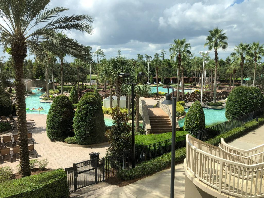 Hilton Bonnet Creek Orlando Florida | Footsteps of a Dreamer