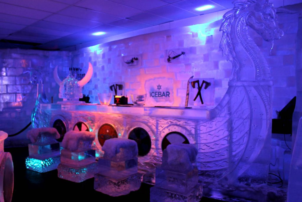 ICEBAR Orlando Florida | Footsteps of a Dreamer