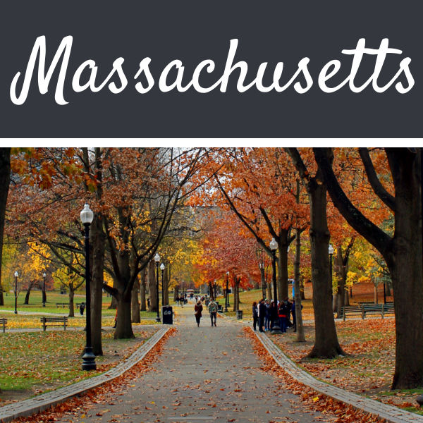 Massachusetts Travel Articles