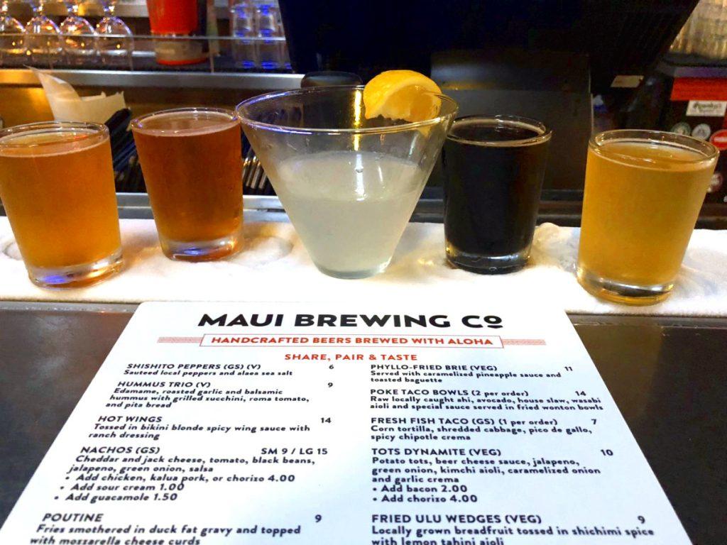 Maui Brewing Co Maui Hawaii | Footsteps of a Dreamer