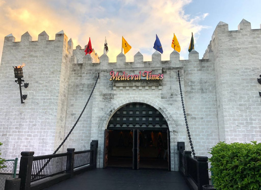 Medieval Times Orlando Florida | Footsteps of a Dreamer