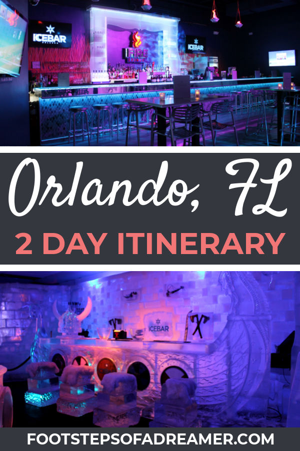 Orlando Itinerary Things to Do Besides Theme Parks | Footsteps of a Dreamer