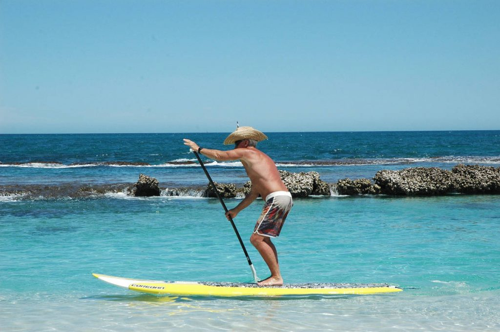 Standup Paddle-Boarding Maui Hawaii   Footsteps of a Dreamer
