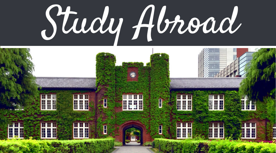 Study Abroad Travel | Footsteps of a Dreamer