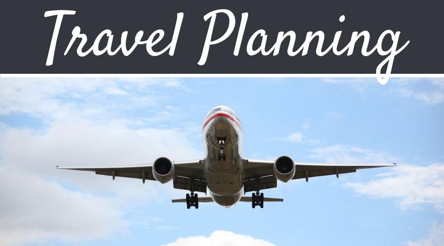 Travel Planning | Footsteps of a Dreamer