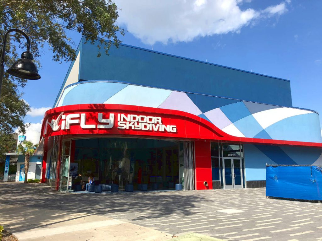 iFly Orlando | Footsteps of a Dreamer
