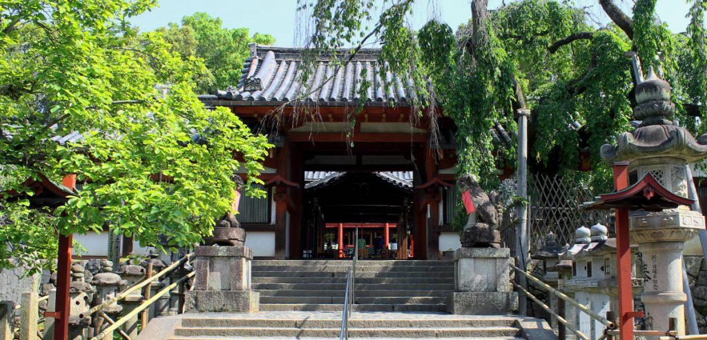 Himuro Shrine | Footsteps of a Dreamer
