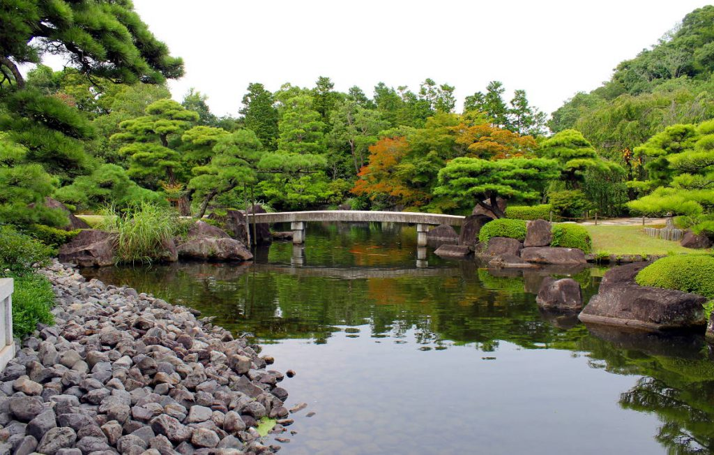 Kokoen Garden in Himeji | Footsteps of a Dreamer