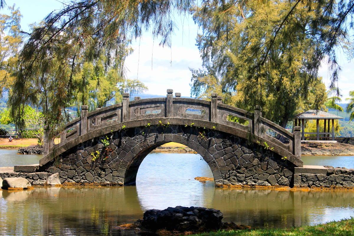 Liliuokalani Park and Gardens