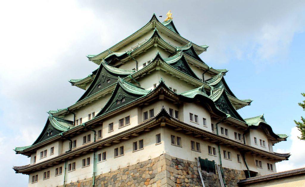 Nagoya Castle | Footsteps of a Dreamer