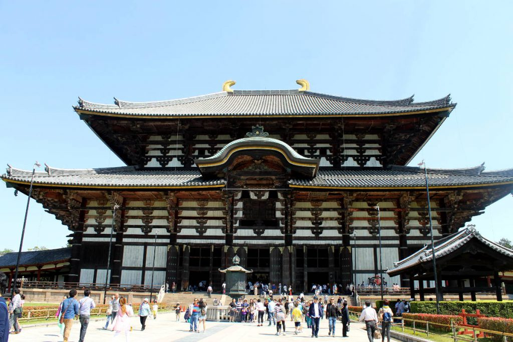 Todaiji | Footsteps of a Dreamer