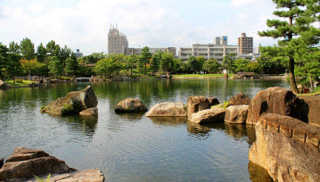 Tokugawa Garden | Footsteps of a Dreamer