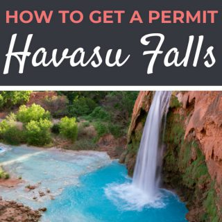 Havasupai Reservations Havasu Falls | Footsteps of a Dreamer