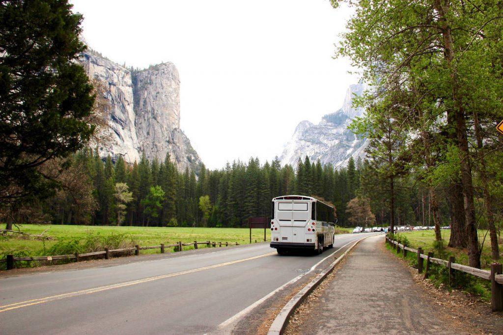 Japan Highway Bus | Footsteps of a Dreamer