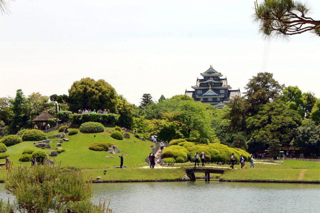 Korakuen Garden | Footsteps of a Dreamer