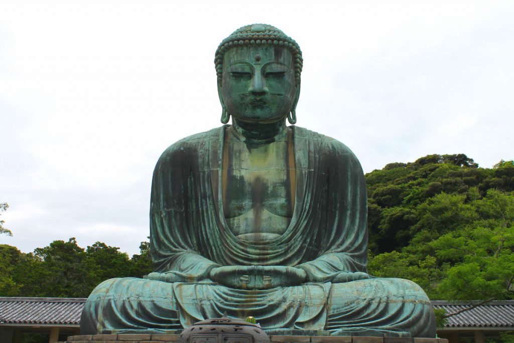 Kotokuin Kamakura | Footsteps of a Dreamer