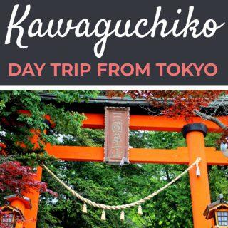 Mt Fuji Kawaguchiko Day Trip | Footsteps of a Dreamer