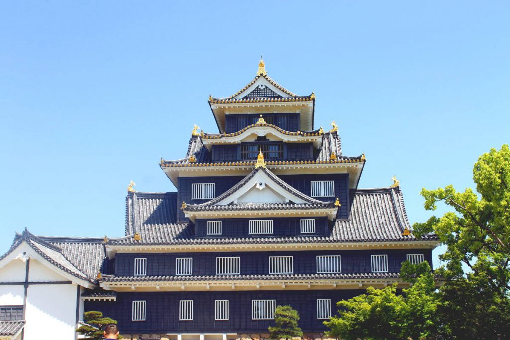 Okayama Castle | Footsteps of a Dreamer
