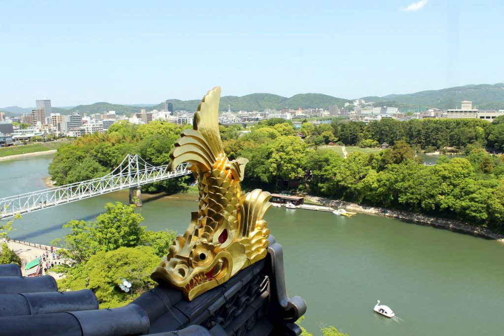 Okayama Castle Observatory | Footsteps of a Dreamer