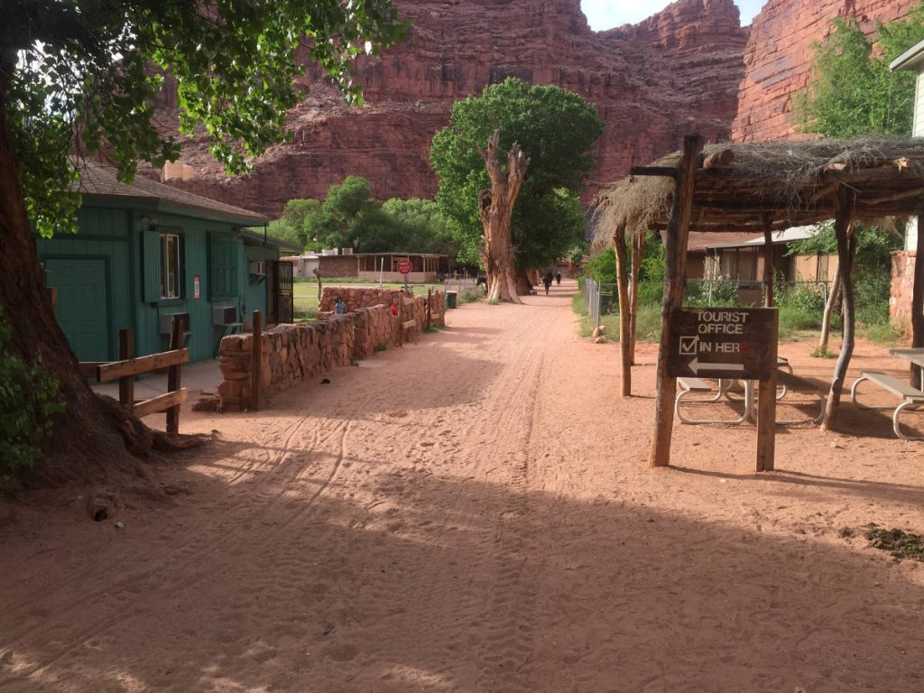 Supai Village | Footsteps of a Dreamer | Adobe Stock Photo