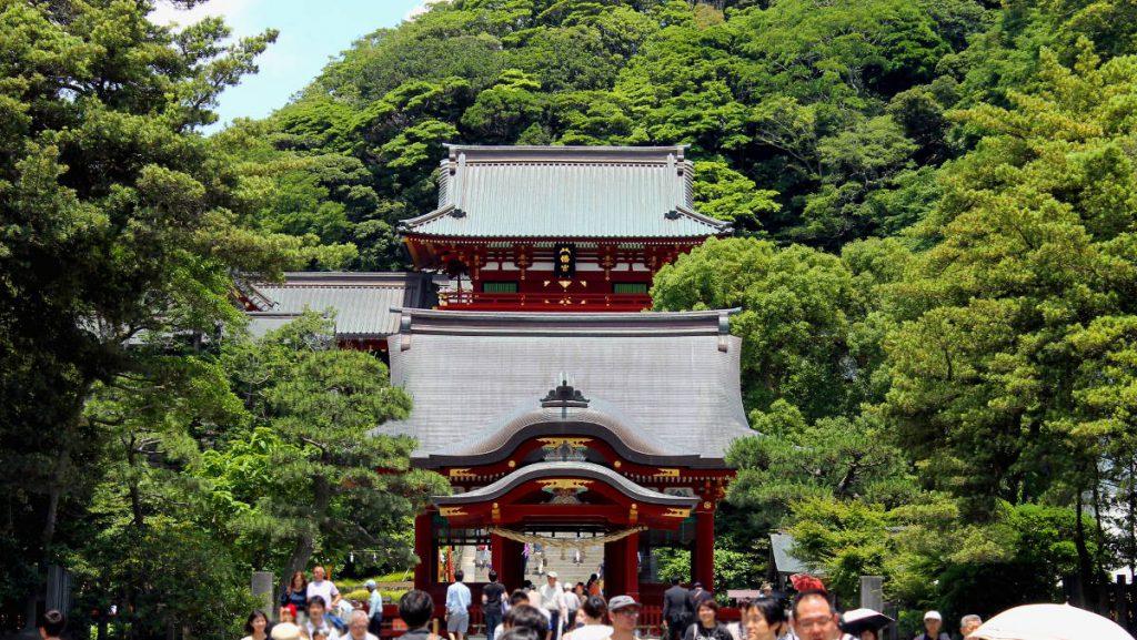 Tsurugaoka Hachimangu Kamakura | Footsteps of a Dreamer