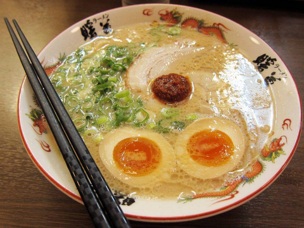 Food in Japan | Footsteps of a Dreamer