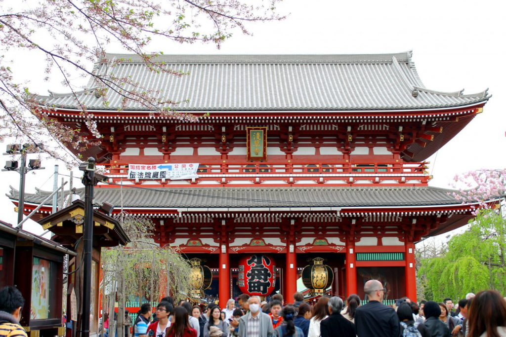 Senso-ji Tokyo Japan | Footsteps of a Dreamer