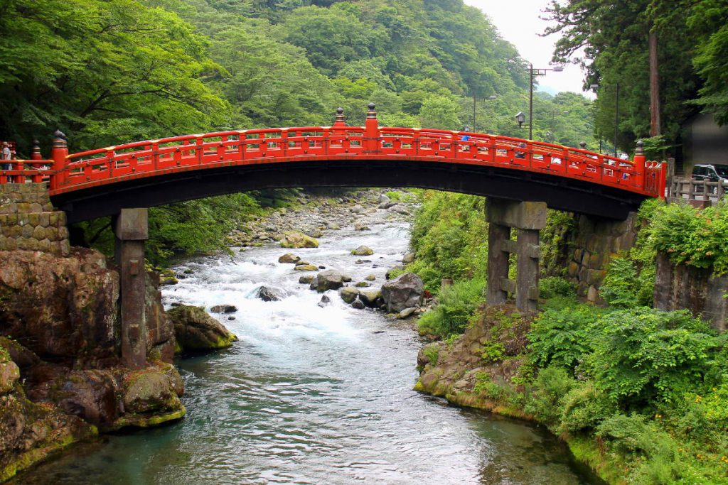 Shinkyo Bridge Nikko Japan | Footsteps of a Dreamer