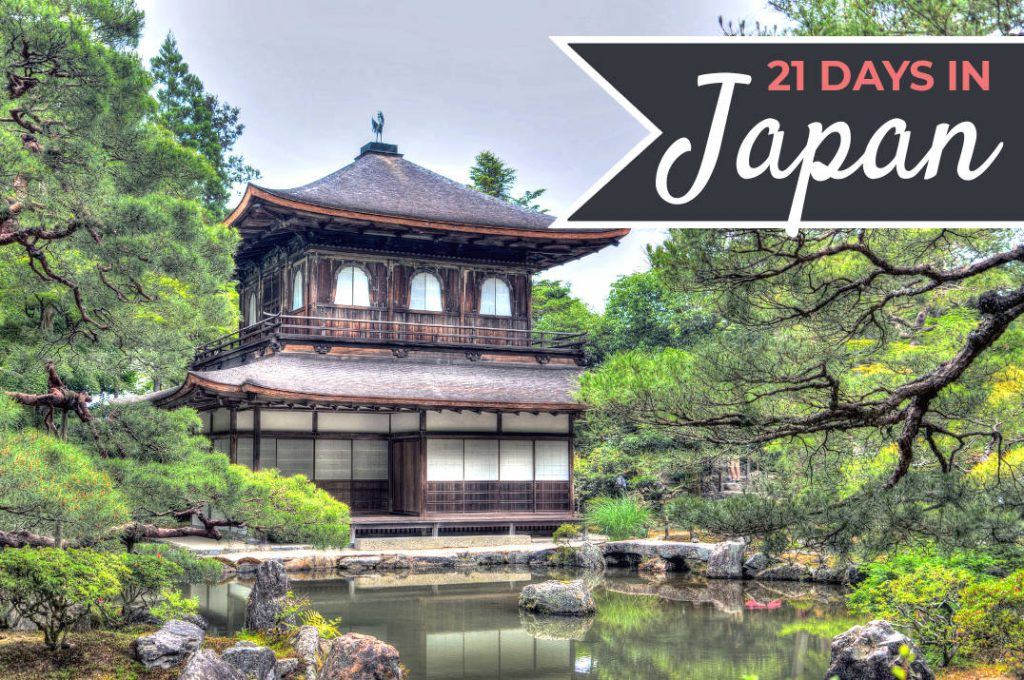 Ultimate 21 Day Japan Itinerary | Footsteps of a Dreamer