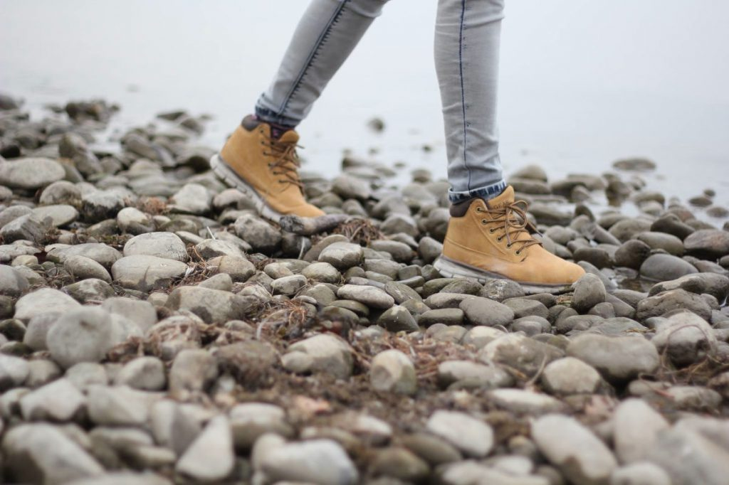 10,000 steps a day challenge | Footsteps of a Dreamer