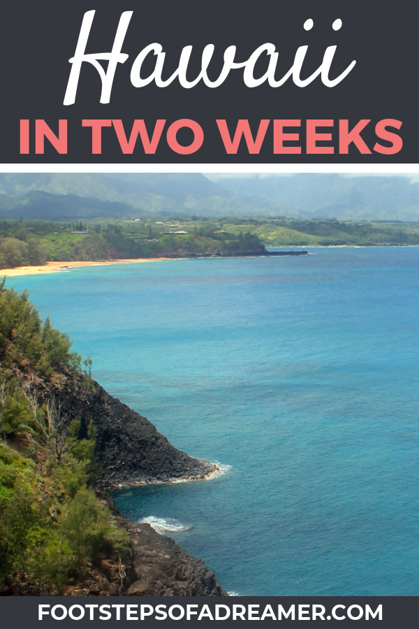 2 Weeks in Hawaii Itinerary