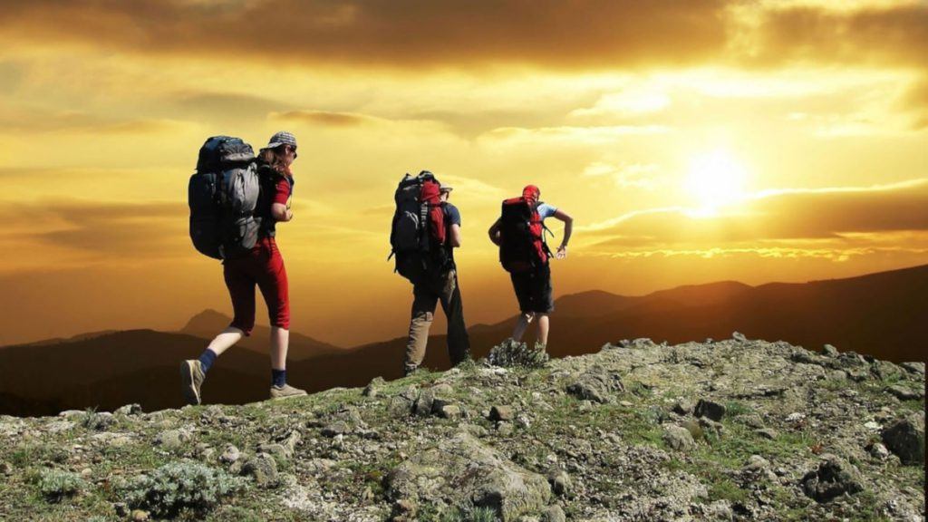 Use a treadmill and weighted backpack | Footsteps of a Dreamer