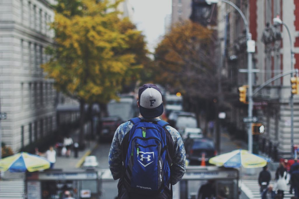 Walk around your neighborhood | Footsteps of a Dreamer