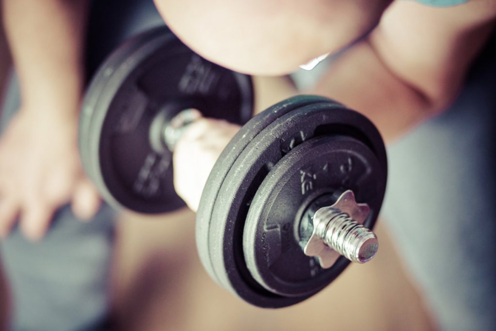 Weightlifting | Footsteps of a Dreamer
