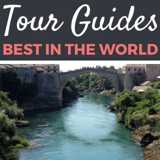 Best Tour Guides in the World | Footsteps of a Dreamer