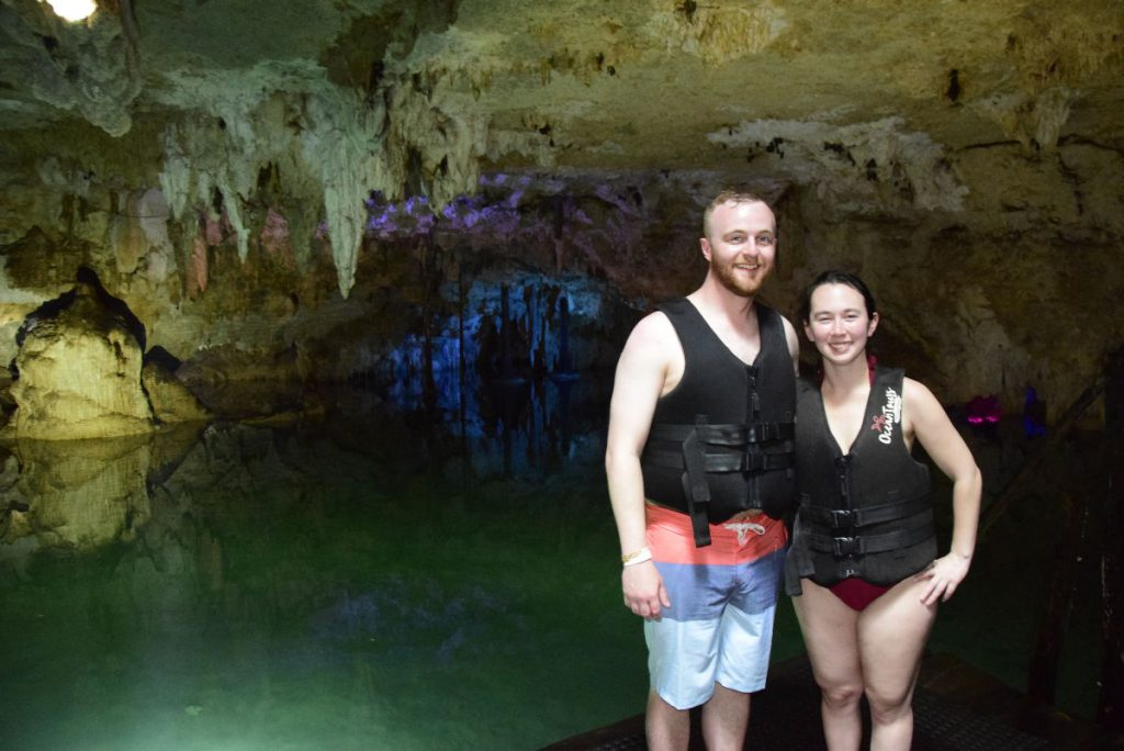 Cenote Caracol Wet Route | Footsteps of a Dreamer