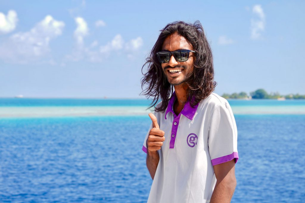 Maldives, The Globetrotter GP