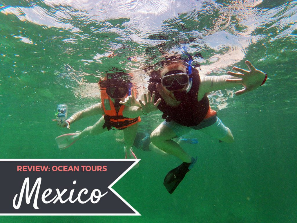 Ocean Tours Mexico Review: Tulum Ruins, Snorkeling, plus Cenote | Footsteps of a Dreamer