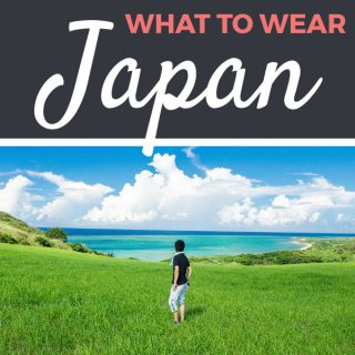 What to Wear in Japan | Footsteps of a Dreamer