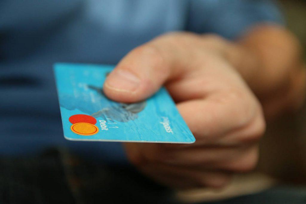 Credit Debit Card   Footsteps of a Dreamer