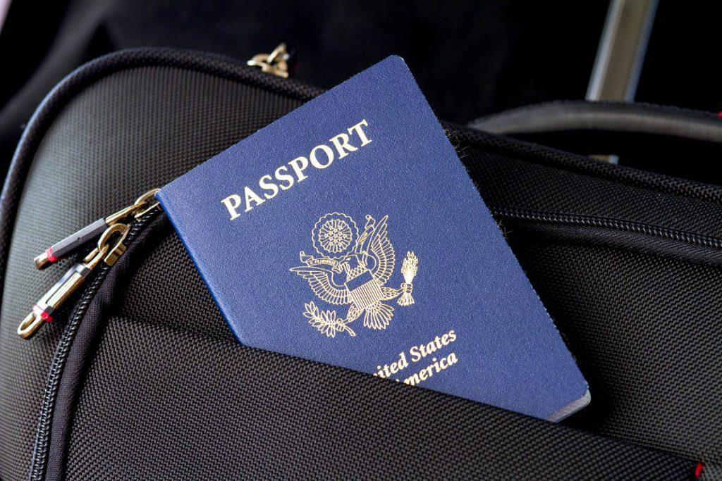 Passport   Footsteps of a Dreamer