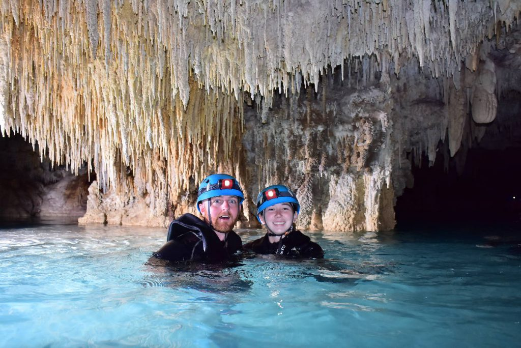 Rio Secreto Stalactites and Stalagmites | Footsteps of a Dreamer